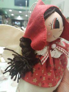 Bambola capuccetto rosso