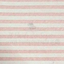 Pannolenci Righe Stafil rosa/crema