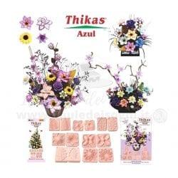 Thikas azul STA001A box