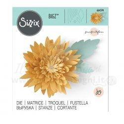 Sizzix bigz Chrisanthemum